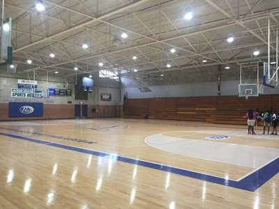 Montgomery Public Schools - Lanier High School Gymnasium Montgomery, AL  Montgomery Public School was awarded grant funds through ADECA for an  energy ...